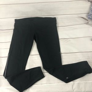Gap Fit XL black running pant.    KK18